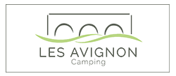 logo camping les avignon gard